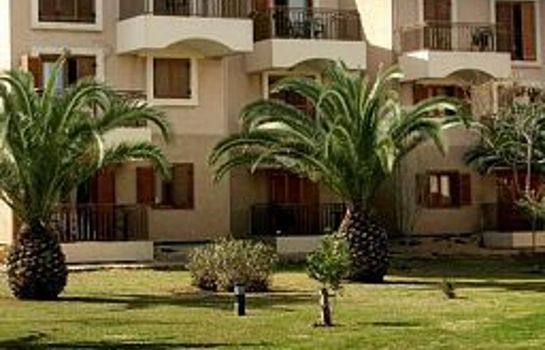 Exterior view Albir Garden Resort
