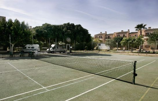 Tennis court Albir Garden Resort