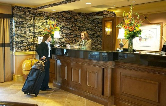 Hotelhalle Homewood Suites by Hilton * The Waterfront