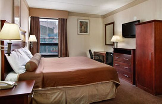 Kamers HOWARD JOHNSON INN QUEENS