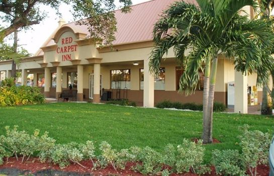 Exterior view RED CARPET INN FORT LAUDERDALE - AIRPORT