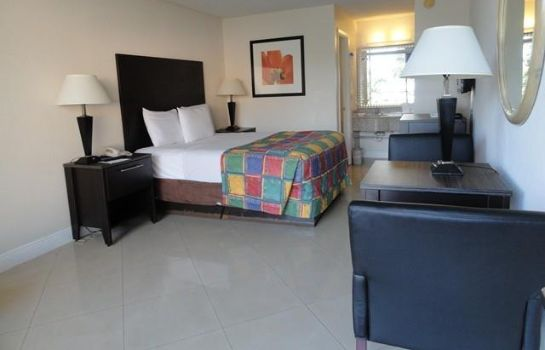 Zimmer RED CARPET INN FORT LAUDERDALE - AIRPORT