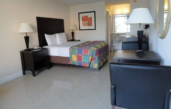 Chambre RED CARPET INN FORT LAUDERDALE - AIRPORT