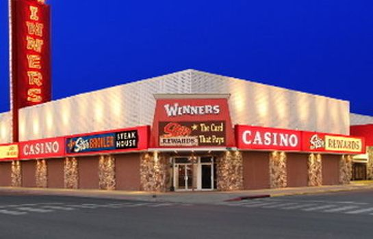 Vista exterior Winners Inn Casino