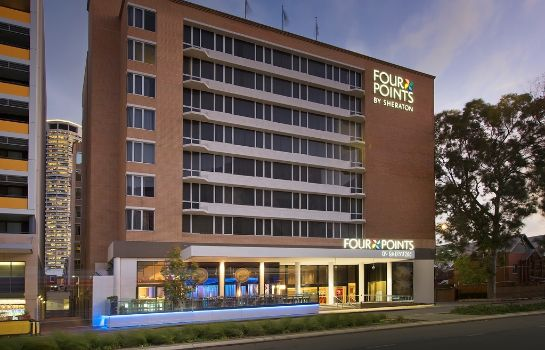 Exterior view Four Points by Sheraton Perth