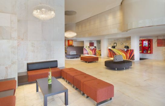 Lobby Four Points by Sheraton Perth