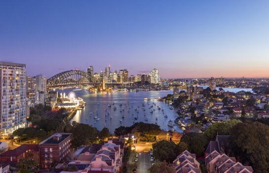 Vista esterna View Sydney (formerly North Sydney Harbourview)