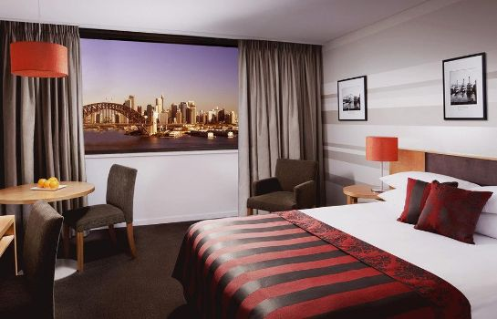 Room NORTH SYDNEY HARBOURVIEW HOTEL