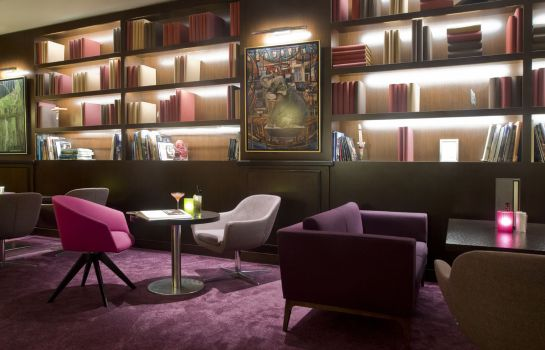 Hotel-Bar Radisson Blu Hotel Paris-Boulogne