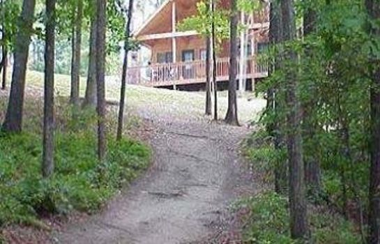 Exterior view LAKE LANIER LODGES