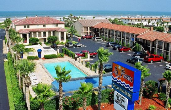 Buitenaanzicht La Fiesta Ocean Inn and Suites