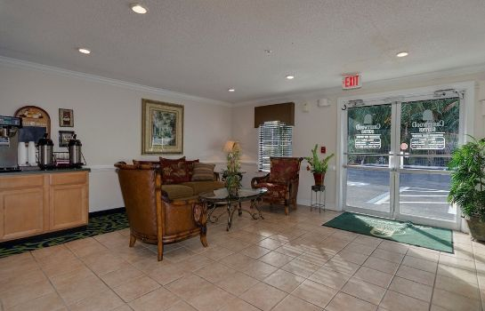 Interior view InTown Suites Fort Myers