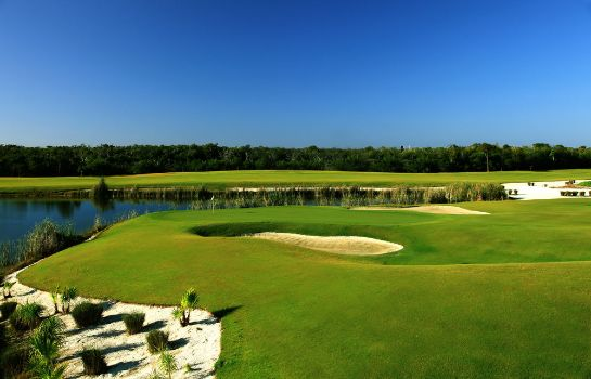 Golf course Moon Palace Cancún - All Inclusive