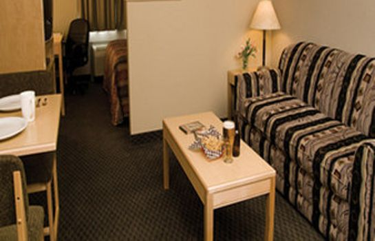Habitación VANTAGE INN AND SUITES