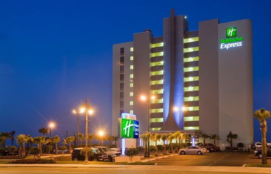 Außenansicht Holiday Inn Express & Suites OCEANFRONT DAYTONA BCH SHORES