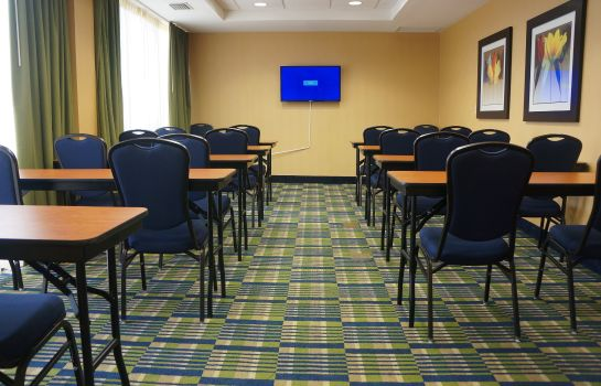 Tagungsraum Holiday Inn Express & Suites OCEANFRONT DAYTONA BCH SHORES