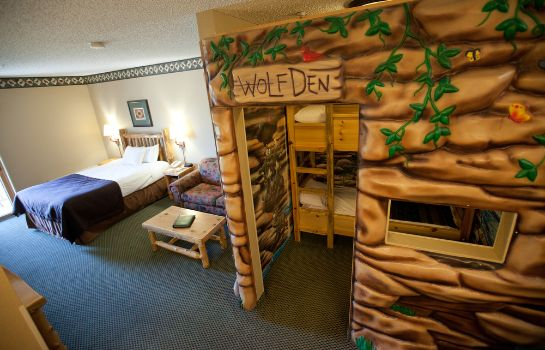 Chambre Great Wolf Lodge Niagara Falls