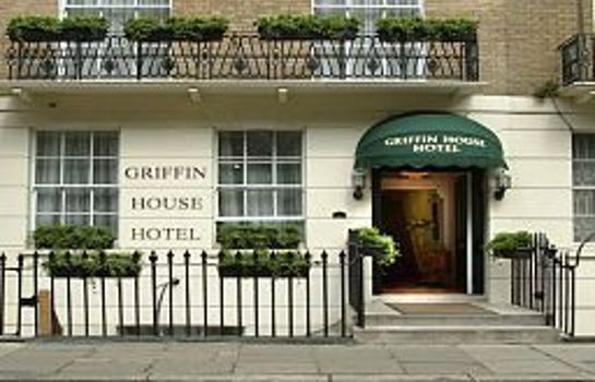 Exterior view Griffin House Hotel