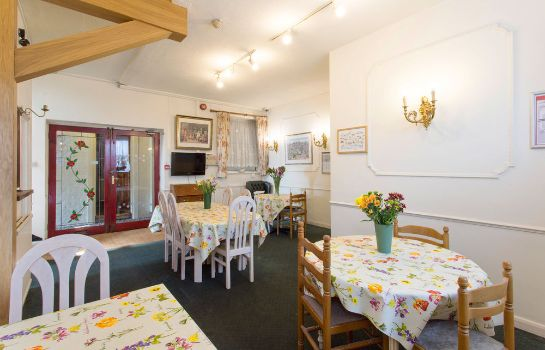 Restaurante Oakwood Bed and Breakfast Heathrow