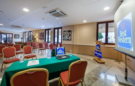 Conference room Best Western Hotel Ara Solis