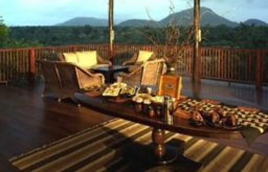 Hotelhalle PESTANA KRUGER LODGE SAFARI RESORT AND NATIONAL PARK