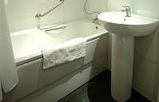 Cuarto de baño Ramada Milton Keynes East M1 Welcome Break Service Area