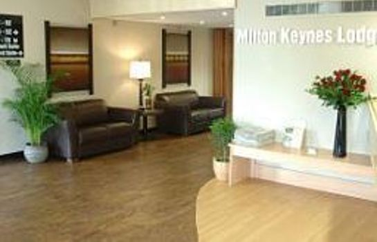 Recepción Ramada Milton Keynes East M1 Welcome Break Service Area