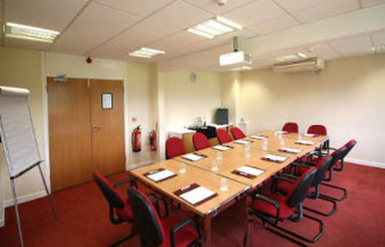 Sala de reuniones Ramada Milton Keynes East M1 Welcome Break Service Area