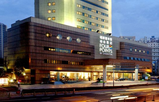 Buitenaanzicht Four Points by Sheraton Shanghai Pudong