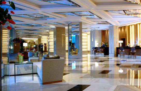 Lobby Four Points by Sheraton Shanghai Pudong