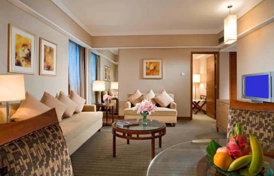 Suite Four Points by Sheraton Shanghai Pudong