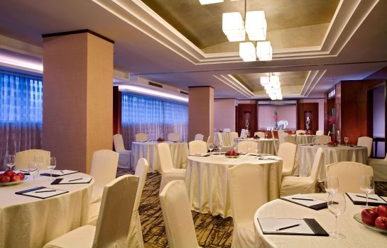 Conference room Four Points by Sheraton Shanghai Pudong