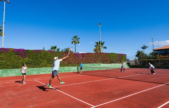 Tennis court Blue Sea Interpalace