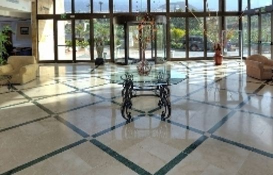 Lobby Hotel Diamante Suites