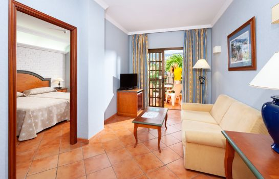 Junior suite Hotel Diamante Suites
