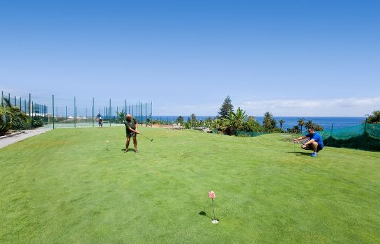 Golf course Hotel Diamante Suites