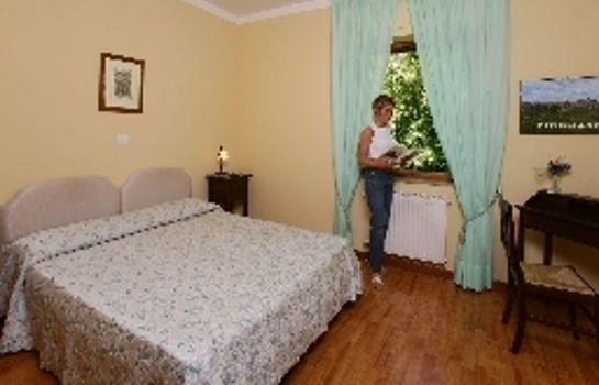 Double room (standard) Relais Valle Orientina