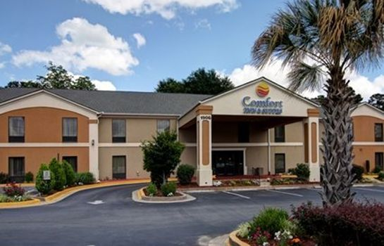 Außenansicht Comfort Inn and Suites Griffin
