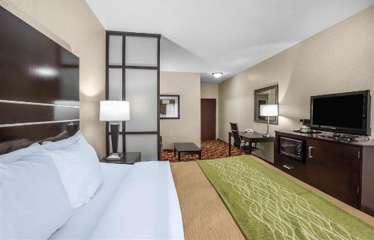 Room Comfort Inn and Suites Griffin Comfort Inn and Suites Griffin