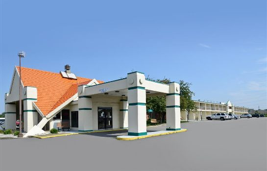 Außenansicht Americas Best Value Inn Phillipsburg