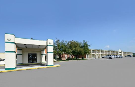 Vista exterior Americas Best Value Inn Phillipsburg