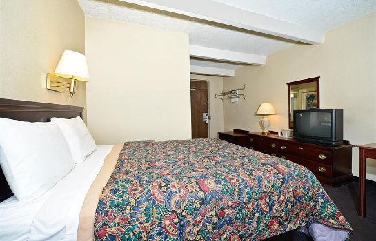 Standardzimmer Americas Best Value Inn Phillipsburg