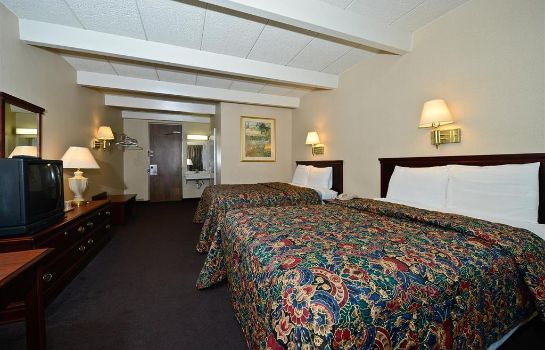 Zimmer Americas Best Value Inn Phillipsburg