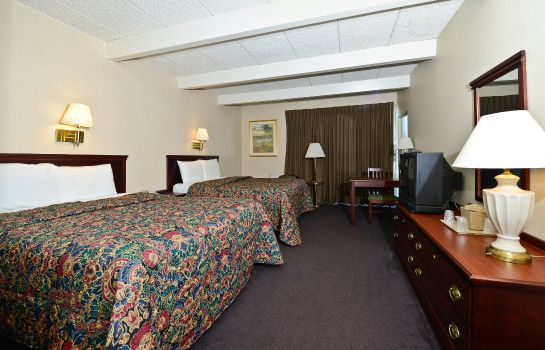 Chambre Americas Best Value Inn Phillipsburg