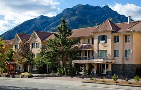 Außenansicht BANFF RED CARPET INN