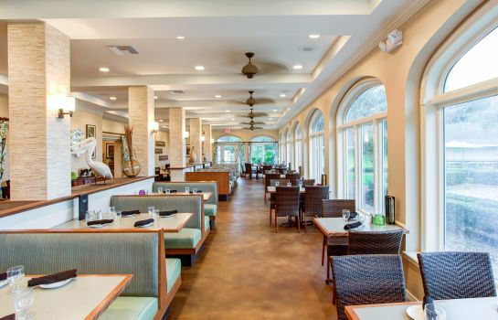 Restaurant Plantation on Crystal River Ascend Hotel