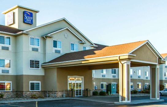 Vista esterna Sleep Inn & Suites Pleasant Hill - Des Moines