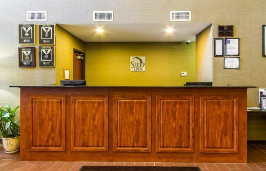 Hotelhalle Sleep Inn & Suites Pleasant Hill - Des Moines