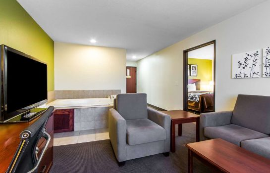 Suite Sleep Inn & Suites Pleasant Hill - Des Moines