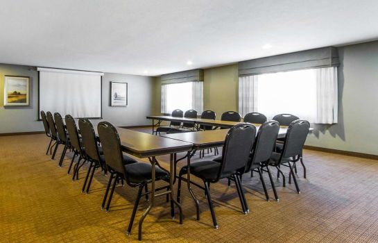 Sala congressi Sleep Inn & Suites Pleasant Hill - Des Moines
